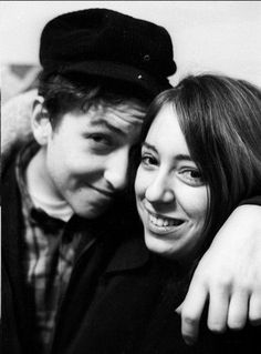 Dylan & Suze Rotolo (1943-2011)
