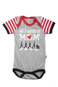 All you need is mom