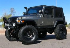2004 lifted jeep wrangler - Bing Images