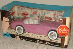 Barbie's Own Sports Car, Barry's Barbie Collection