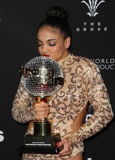 Beautiful People, Beautiful Places, Laurie Hernandez, Gabby Douglas, Female Gymnast, Girl Posters, Gymnasts, Team Usa, Dancing With The Stars