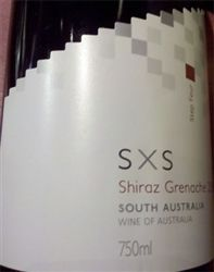his Southern Australian Shiraz has aromas of spice and blackberry and some chocolate flavors.  Yummy!