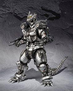Bandai Tamashii Nations S.H. MonsterArts Kiryu Heavy Arms Toy Figure