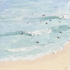 Check out 'Consistent and 3 Foot – Plein Air' by Sally West at KAB Gallery Sally West, Sea Drawing, West Art, Sand Art, Ocean Art, Beach Art, Landscape Paintings, Art Photography, Artwork