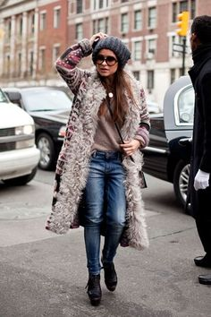 My Chanel Sweater Coat