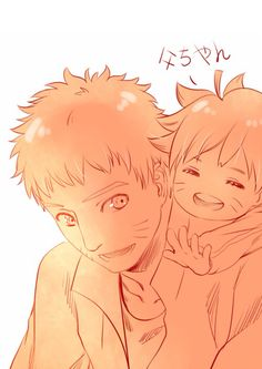 Naruto dad