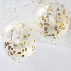 I Do Crew gold confetti balloons - Hen party balloons - Team bride-Gold balloons-Bachelorette party-Hen do decorations-Bride to be-Pack of 5 by LittleOrchardCraft on Etsy Hen Party Balloons, Bridal Shower Balloons, Gold Confetti Balloons, Gold Balloons, Wedding Balloons, Latex Balloons, Bachelorette Party Supplies, Bachelorette Party Decorations, Bachelorette Ideas