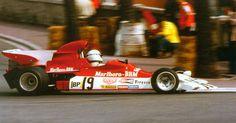 1972 GP Monaco (Howden Ganley) BRM P180
