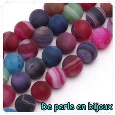 perles pierres fines