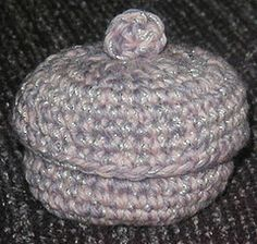 Tiny Box - Media - Crochet Me...free pattern!
