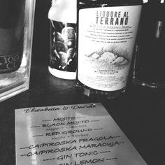 Liquore di Vino Terrano  #cocktail #redground #terrano #liquore #mojito #mint #lime