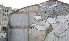 """Résultat de recherche d'images pour """"blu street art"""""""