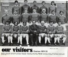 Everton team 1971-72