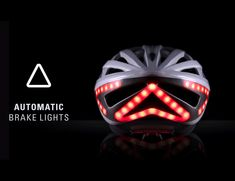 Have you ever forgotten your bike lights or felt invisible on the road? Never forget your lights again with Lumos, a next generation bicycle helmet with integrated lights, brake, and turn signals.