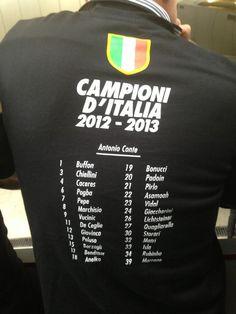 Twitter / bonucci_leo19: E adesso son 31!!!...  Juventus Campione d'Italia