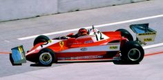 1978 Ferrari 312T3 (Gilles Villeneuve)