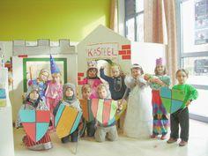 Afbeeldingsresultaat voor thema ridders en prinsessen Album, School, Projects, Children, Log Projects, Schools