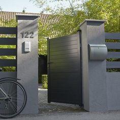 Bien choisir son portillon de jardin : matériaux, conseils et prix   Habitatpresto.com