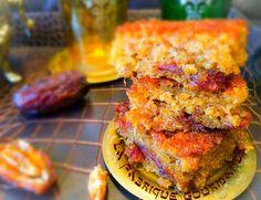 Gâteaux moelleux aux dattes                                          Parfait pour Roch Hachana Date cake for Rosh Hashanah