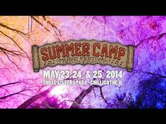 Announcing The First Round of #SummerCampMusicFestival 2014 Artists!