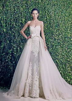 Wedding Dresses: Zuhair Murad Bridal Fall 2014   Aisle PerfectAisle Perfect