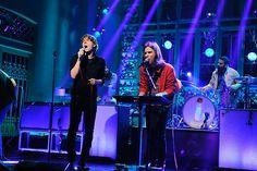 Host: Melissa McCarthy | Musical Guest: Phoenix | Photo: Dana Edelson/NBC | April 6, 2013 | Saturday Night Live | #SNL