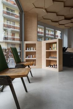 Les Dada East by Joshua Florquin Architects | Yellowtrace