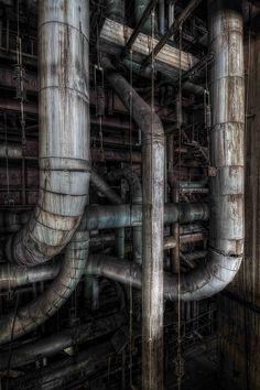 iron maze by sureShut, via Flickr