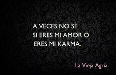 Amor o karma