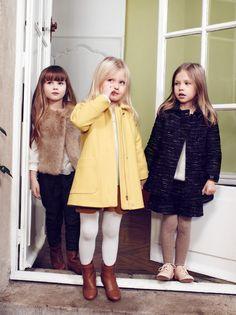 Kid's Wear - Chloé AW 2014/15
