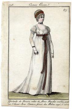 1798 Journal des Dames et des modes