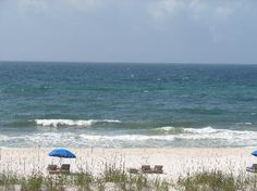 Amazing white beaches at Pensacola Beach.  Love our beach!
