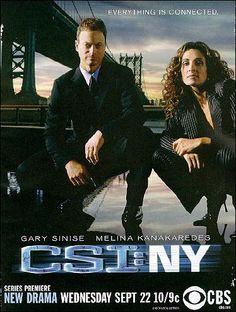 CSI: Nueva York (Serie de TV)   Cartelera de Noticias