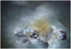 By yama-bato  ©yama-bato, Imaginary Landscape  Oil on paper