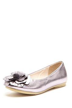 Laura Ashley & Kensie  Kensie Girl Ballet Flat