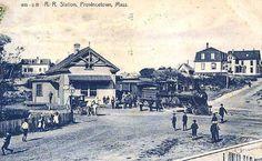 File:Provincetown, Massachusetts Railroad Depot 1907.jpg