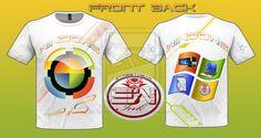 windows pc t-shirt designed by streetwear ink by ~StreetWearinc on deviantART