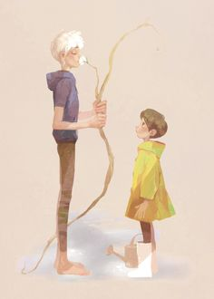 Jack Frost and Jaime