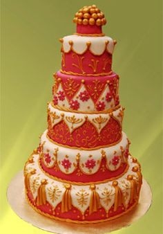The Baking Institute – Chicago – Wedding Cakes