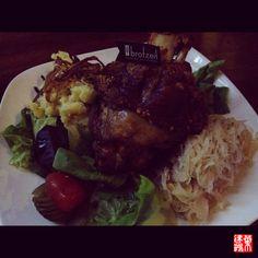 'Pork Knuckle' @ Brotzeit German Bier Bar & Restaurant, Sommerset 313