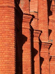 Manufaktura - the former factory of Israel Poznanski in Lodz, Poland