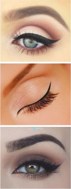 Cat eye makeup is one of the most classic looks in beauty history & it keeps inspiring us today. How to do cat eyes step by step in minutes! Michael Kors Relogios Access the Site for information https://storelatina.com/portugal/relogios #recetas #portugues #Portugali #Португалия