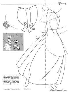 """""""Bonnet Cirls - Patterns of the Past"""". Книга по лоскутной технике.. Обсуждение на LiveInternet - Российский Сервис Онлайн-Дневников"""