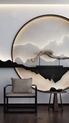 Japanese Interior Design, Office Interior Design, Office Interiors, Interior Decorating, Modern Chinese Interior, Japan Interior, Chinese Design, Chinese Style, Luxury Furniture