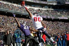 Andre Johnson....poetry in  motion. Yes. Yes he is.