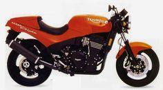 triumph speed triple 1995