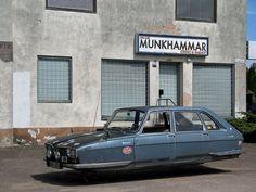Top Hatter: Schwebende Oldtimer: Jacob Munkhammar verleiht Flügel