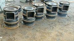 "15"" stoves welded"
