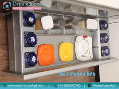 #Modular #Kitchen #Accessories . Get more details .Contact US:http://dreamspacehyd.com/