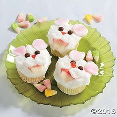 Bunny Teeth Cupcake Recipe